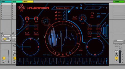 MOK Waverazor - der Jack-The-Ripper unter den Software Synth