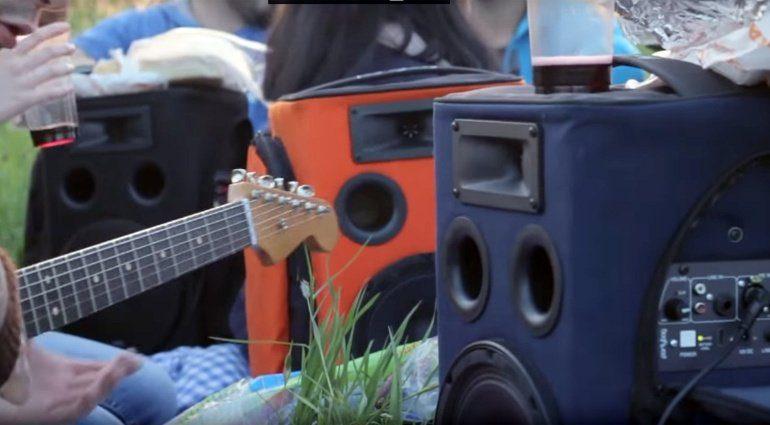 Partybag - Jammen im Park