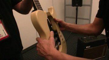 Pons Guitars Revolution Modular Gitarre
