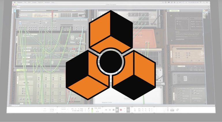 Propellerhead Reason 9.5 Update VST Teaser