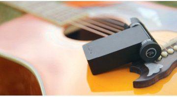 Roadie 2 Guitar Tuner Akustikgitarre Front