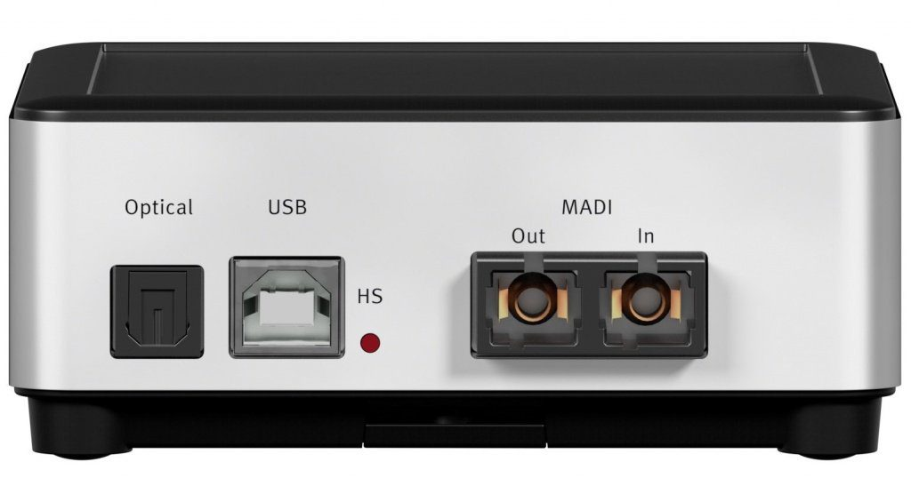 SPL Madicon MADI USB Interface Back