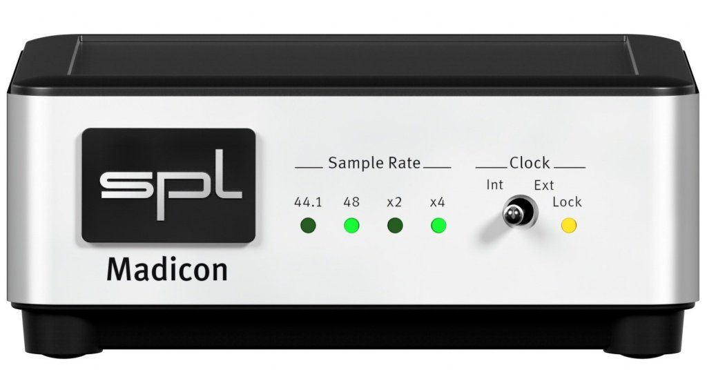 SPL Madicon MADI USB Interface Front