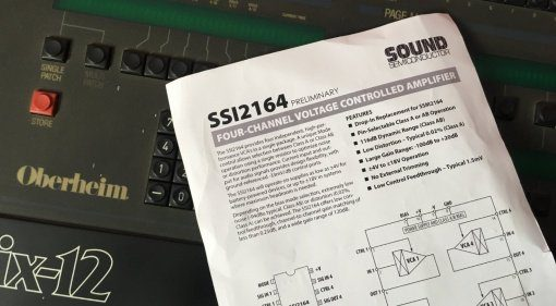 Soundsemiconductor SSI2164