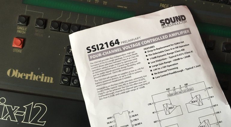 Soundsemiconductor SSI2164