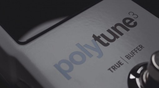 TC Electronic PolyTune 3 Pedal Stimmgeraet Buffer Teaser