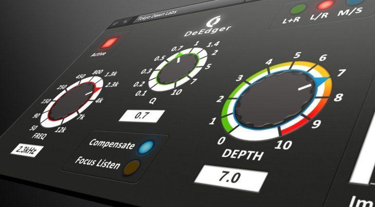 Neues Tokyo Dawn Labs Plug-in OD DeEdger angekündigt!