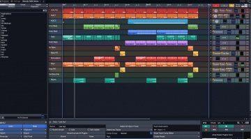 Tracktion Waveform DAW Editor Mixer Teaser