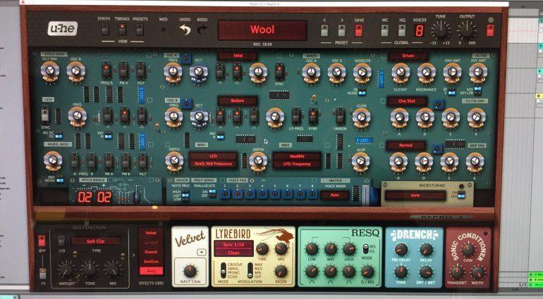 U-He Repro-5 - die Polyphonie des hochgelobten virtuellen Mono-Synth
