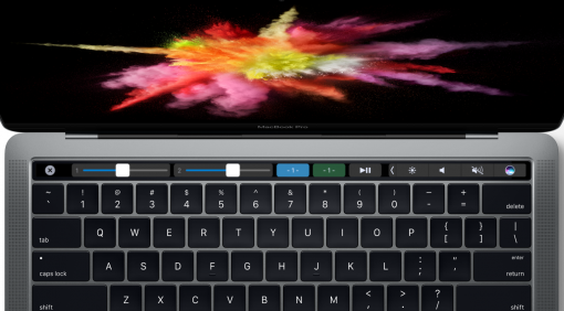 Urban Lienert MIDI Touchbar - DAWs steuern über die kostenlose MacBook Pro Touchbar