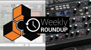 Weekly Roundup Superbooth Reason VST