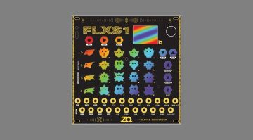 Zetaohm FLXS1 Sequencer