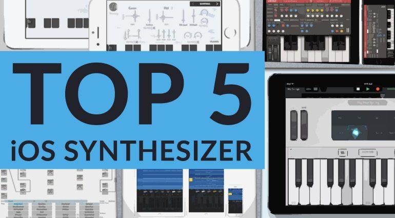 Die fünf besten iOS-Synthesizer 2017 - bis jetzt!