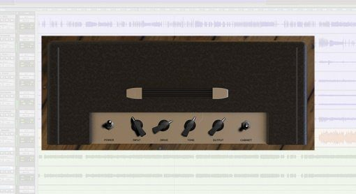 Analog Obsession Rollamp Plug-in GUI Pro Tools