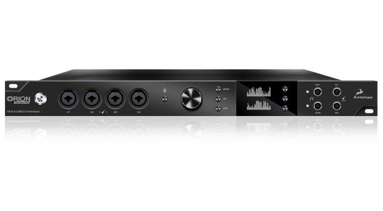 Antelope Orion Studio HD - ein weiteres Interface für ProTools
