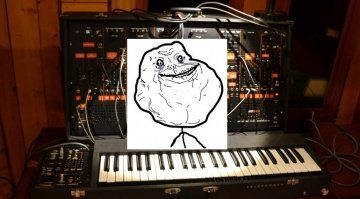 ARP 2600 Synthesizer Forever Alone