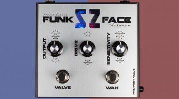 Ashdown Funk Face Wah Overdrive Röhre Pedal Teaser