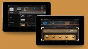 Deplike app Tablet GUI Teaser