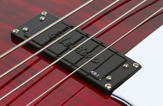 Epiphone Jack Casady 20th Anniversary Bass Wine Red JCB-1 Humbucker