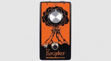 EarthQuaker Devices Erupter One Knob Fuzz Pedal
