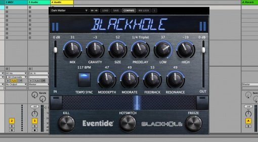 Eventide Blackhole im Reverb-Sale!