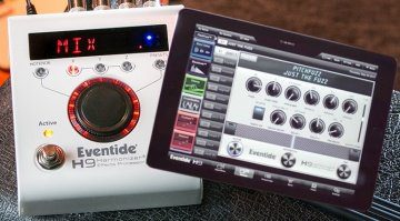 Eventide H9 PitchFuzz Teaser