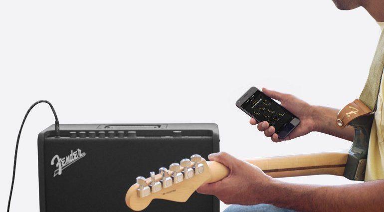 Tone Amp App