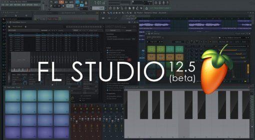 FL Studio in neuer Public Beta Version 12.5 veröffentlicht