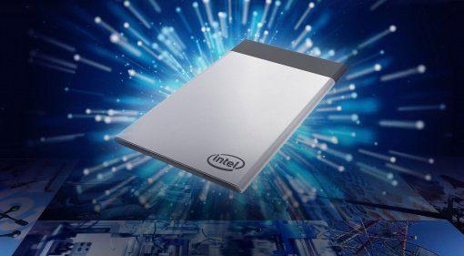 Intel Compute Card CES Teaser