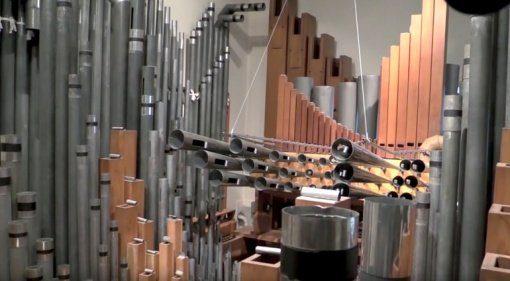 Kimball Heim Orgel Pfeifen