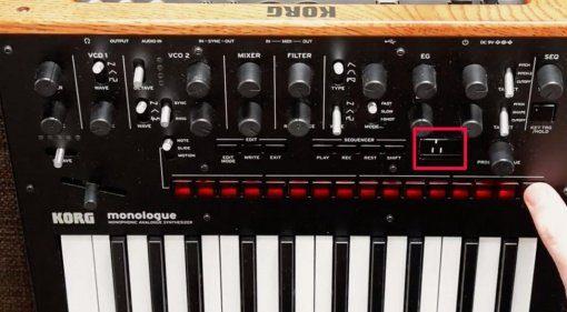 Korg Monologue - ein Synth als Spielekonsole?