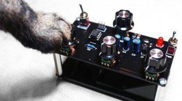 Moffenzeef Modular Mini Søund Generatør - zu klein für eine Katzenpfote und mehr