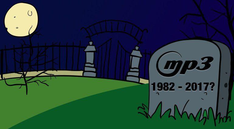MP3 Grabstein Friedhof Teaser