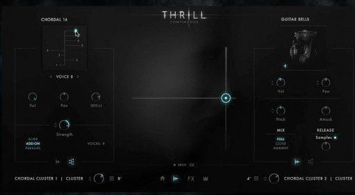 Horror Controller für Kontakt - NI THRILL