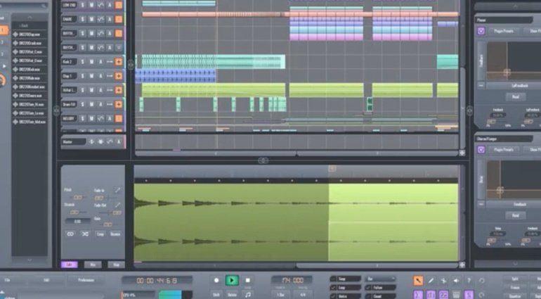 SoundBridge - kostenlose DAW mit umfangreichem Online Angebot