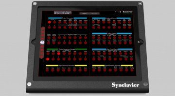 Synclavier Touch - iPad Kontrolle für euer Synclavier