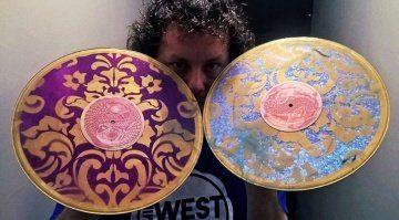 Vinyl Pressung Romanus Records