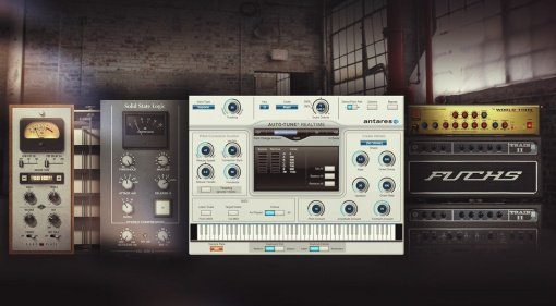 Universal Audio UAD 9.2 Software Plug-in GUI Teaser