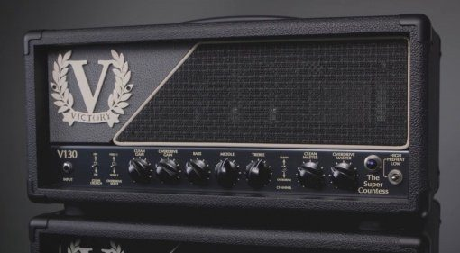 Victory Amps V130 The Super Countess Topteil Front Teaser