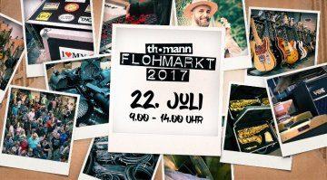 Thomann Musiker Flohmarkt 2017 Teaser
