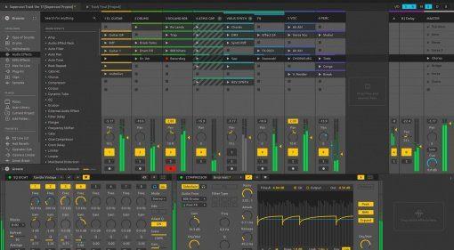 Ableton Live 10 Mockup Teaser