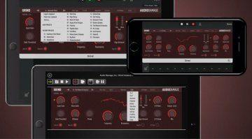 Audio Damage Grind Distortion jetzt auch für iOS