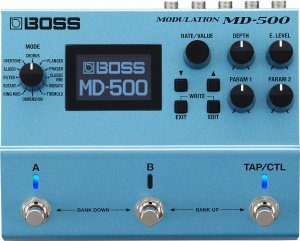 Boss MD-500 Effekt Pedal Top