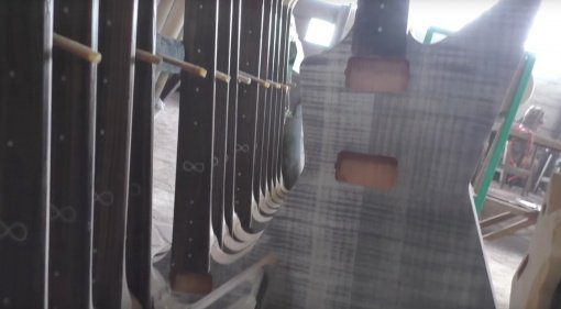 Chapman Guitars Factory Tour Teaser