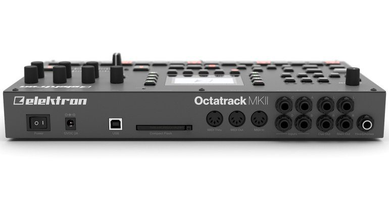 Elektron Octatrack MK II