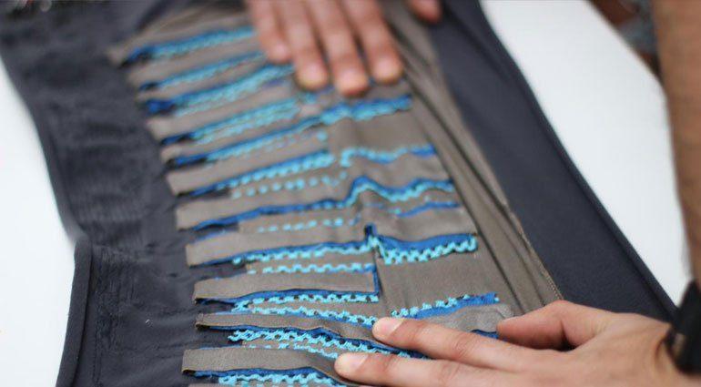 FabricKeyboard Dehnbar