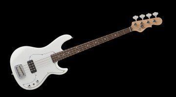 G&L Kiloton Tribute E-Bass Front Teaser
