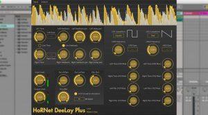 HoRNet Deelay Plus - das kreative digitale Delay