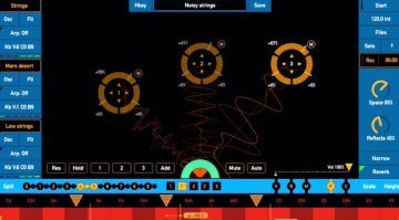 SynthScaper - der Soundscape Synthesizer für iPhone und iPad