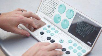 The Piino - edler elektronischer Notizblock für Musiker und mehr